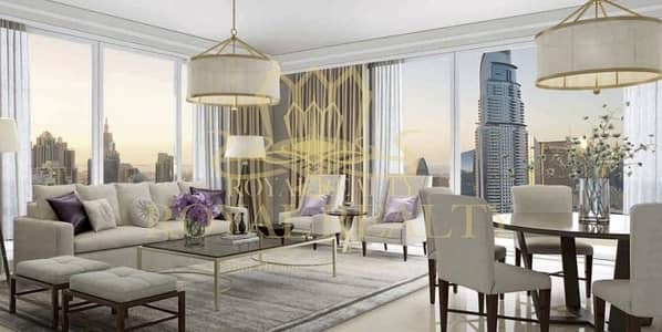 شقة 1 غرفة نوم للبيع في وسط مدينة دبي، دبي - Limited Offer|5 Years Post-Handover Plan