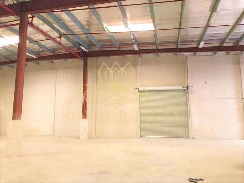 3 Warehouses | High Electricity | Vacant