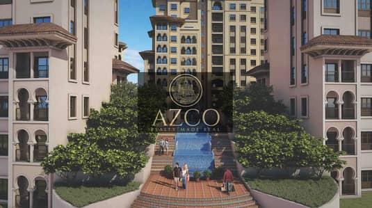 Building for Sale in Jumeirah Golf Estate, Dubai - GORGEOUS G 3 BUILDING | MASSIVE FLOOR AREA | HIGH ROI