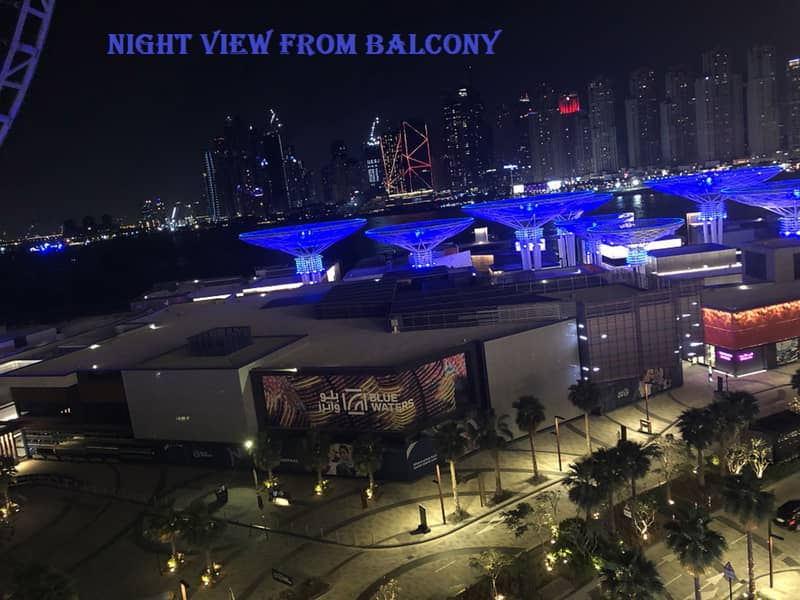 2 Exterior Night View From Balcony