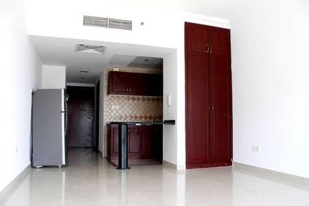 Studio for Rent in Dubai Silicon Oasis, Dubai - Semi Furnished Chiller free Studio 32k 6chq 560sqft