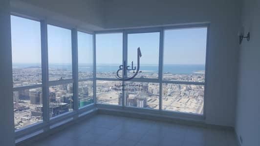 شقة 2 غرفة نوم للايجار في شارع الشيخ زايد، دبي - Amazing 2 BR w/Maids  with Full Sea View