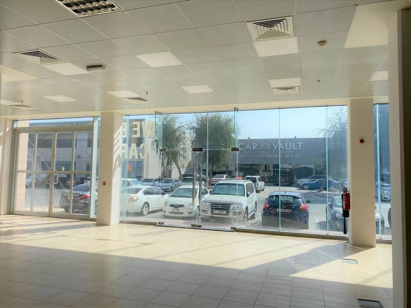 Showroom near Ace Hardware Sheikh Zayed Road