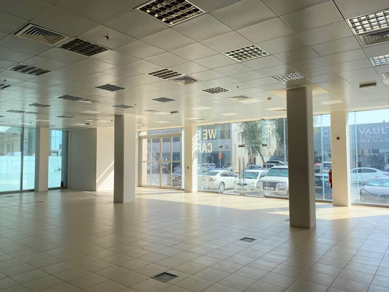 2 Showroom near Ace Hardware Sheikh Zayed Road