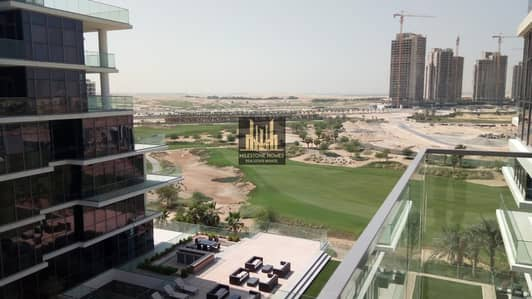 Studio for Rent in DAMAC Hills (Akoya by DAMAC), Dubai - Huge | Fully Furnished Studio with Golf View