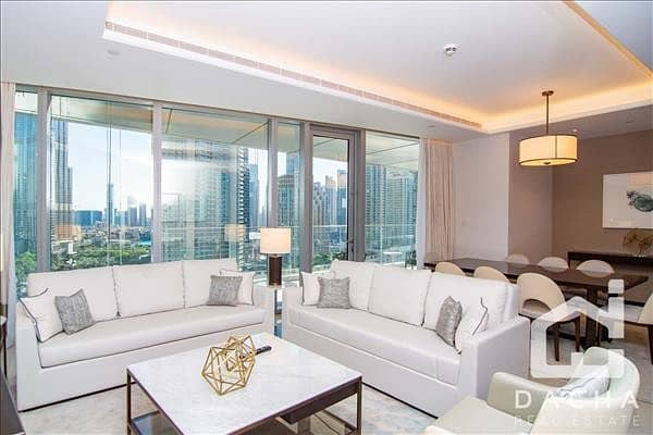 BRAND NEW 3 BR / Luxury Furnished / Stunning Views