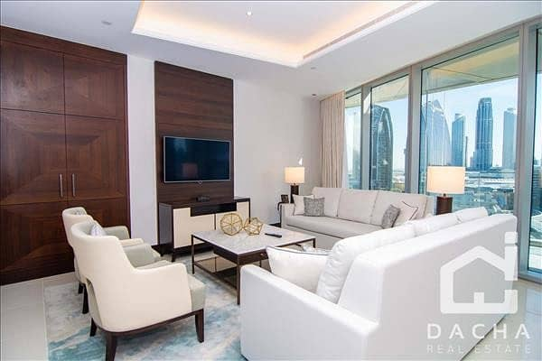 2 BRAND NEW 3 BR / Luxury Furnished / Stunning Views