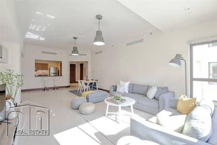 فلیٹ 2 غرفة نوم للبيع في نخلة جميرا، دبي - Immaculate | Vacant January | Offers Welcome