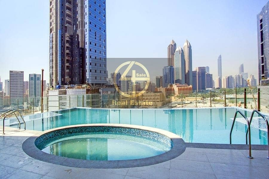 Modern Luxury 1BR apartment with Full Facilities