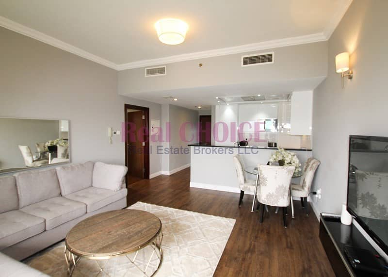 Amazingly Furnished 1BR Unit Excellent Condition