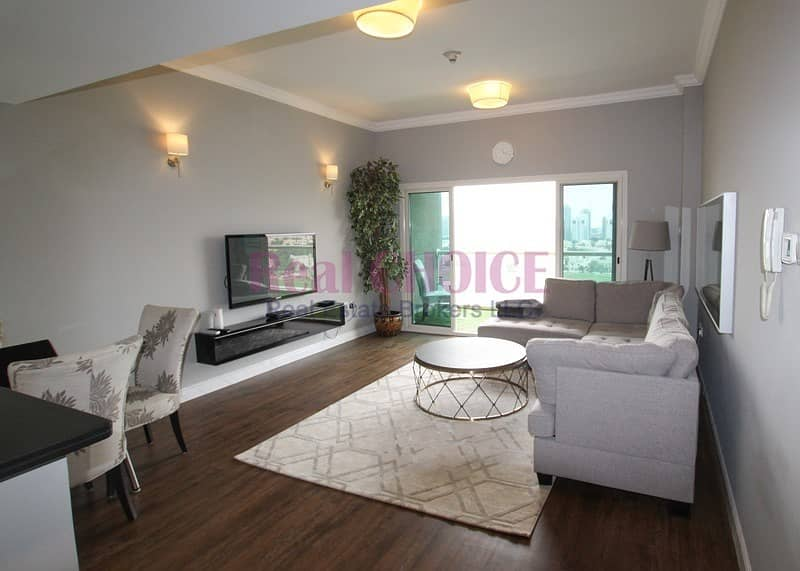 2 Amazingly Furnished 1BR Unit Excellent Condition
