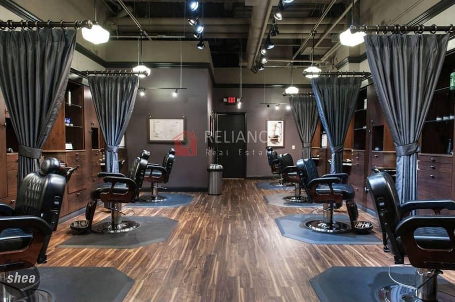 2 Professional Luxury Gent Salon I Easy to Locate