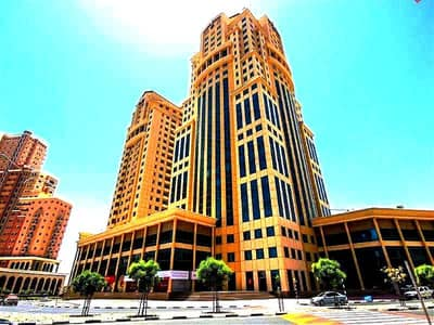 2 Bedroom Flat for Rent in Dubai Silicon Oasis, Dubai - Chiller Free-Huge 2Bedroom in Palace Tower DSO