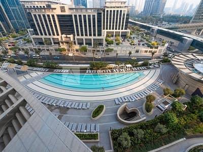 شقة 2 غرفة نوم للبيع في وسط مدينة دبي، دبي - Ultimate Luxury | Burj Khalifa Views | Furnished