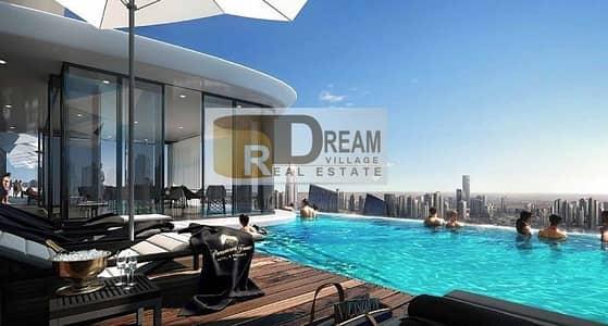 """شقة فندقية 2 غرفة نوم للبيع في شارع الشيخ زايد، دبي - اغتنم الفرصه شقه فندقيه فاخره على اطلالة برج خليفه \""""بارامونت\"""""""