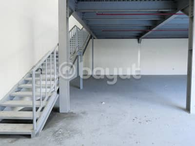 Warehouse for Rent in Industrial Area, Sharjah - New and spacious warehouse