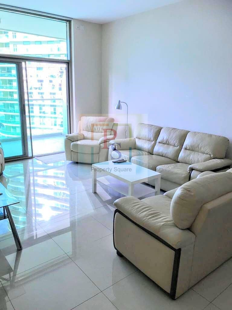 2 Sea View l Fully Furnished l 2+1 Apt With Huge Balcony