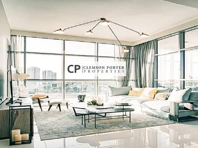 شقة 2 غرفة نوم للايجار في داماك هيلز (أكويا من داماك)، دبي - Furnished 2 bedroom for rent at Damac Hills - Jasmine