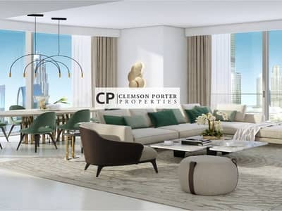 1 Bedroom Apartment for Sale in Downtown Dubai, Dubai - Limited Offer 60/40 Payment Plan | 2% DLD Waiver