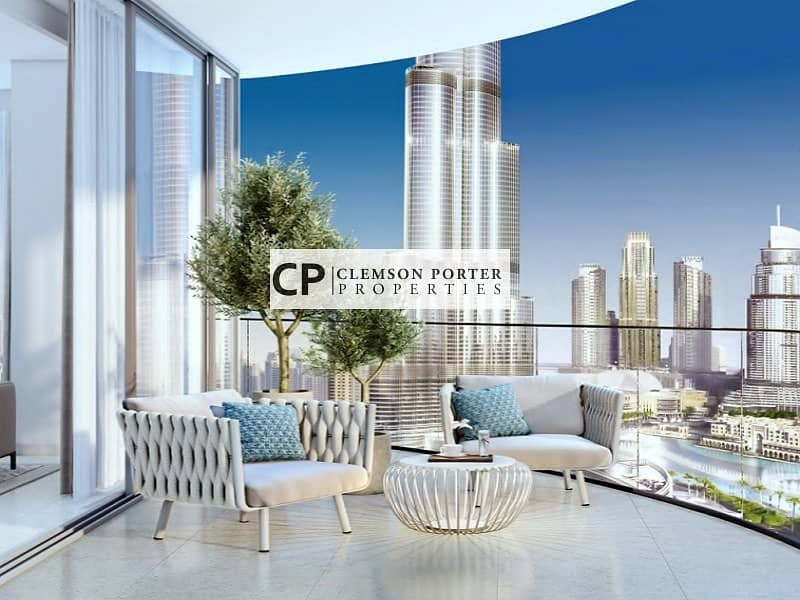 Luxury 3 bedroom apartment at The Opera District