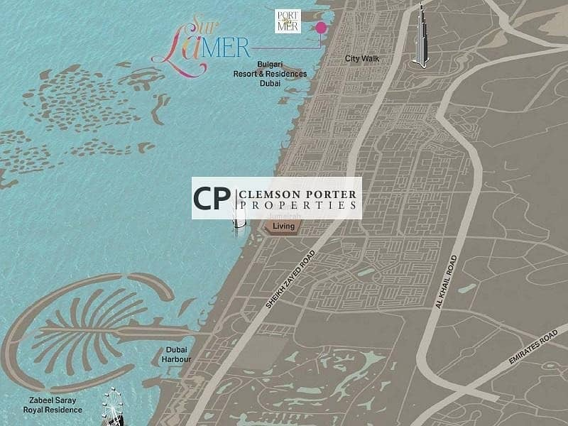 2 Limited Availability |Freehold townhouses in Jumeirah One