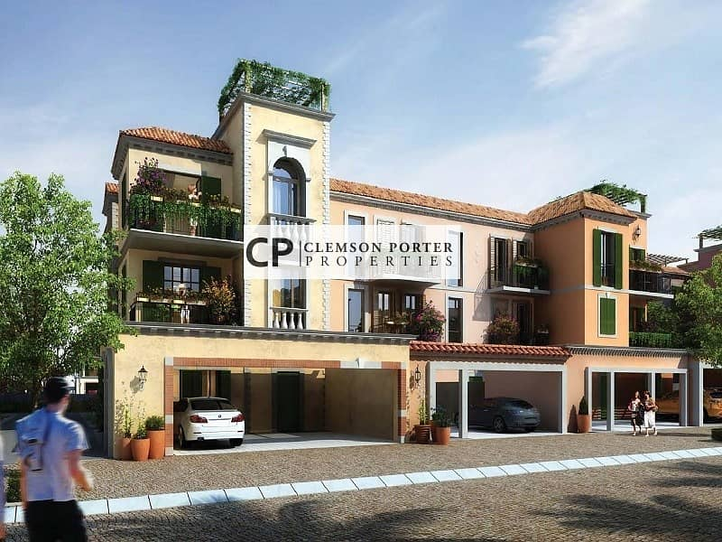 2 Spectacular Waterfront Townhouses in Jumeirah 1