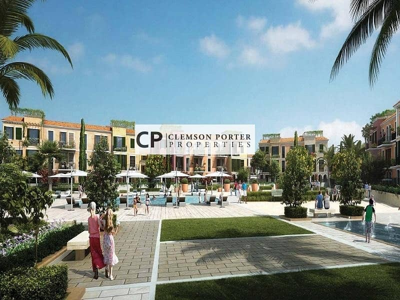 16 Limited Availability |Freehold townhouses in Jumeirah One
