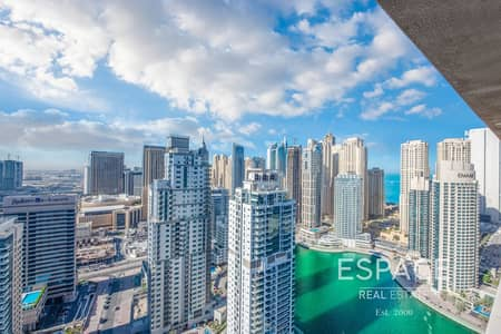 2 Bedroom Apartment for Sale in Dubai Marina, Dubai - High Floor Apartment for Sale Time Place