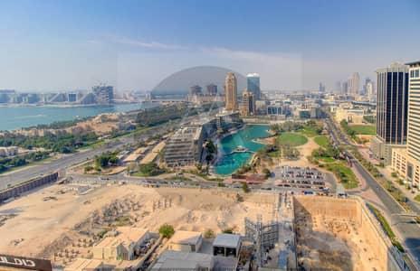 3 Bedroom Flat for Rent in Dubai Marina, Dubai - 3 Bed  + Maid Room   Full Sea & Media City View