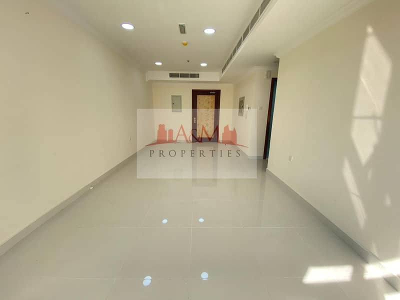1 LOW PRICE 2 Bedroom Apartment in Al Nahyan Abu Dhabi with Builtin Wardrobes 56000 only