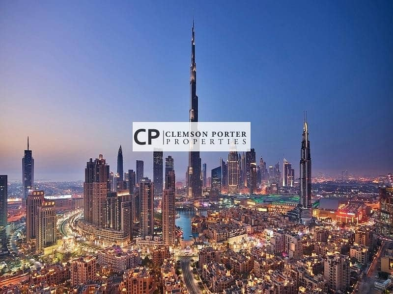 9 Investors Deal| 2BR for Sale | Dubai Opera