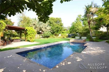 4 Bedroom Villa for Sale in The Meadows, Dubai - Huge Plot 16