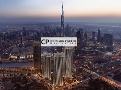 4 Bedroom Apartment for Sale in Downtown Dubai, Dubai - 3Yrs Post-Handover payment plan|25% Move In|Call Now