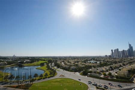 2 Bedroom Apartment for Rent in The Hills, Dubai - Full Golf Course & Meadows View