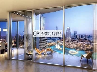 فلیٹ 4 غرف نوم للبيع في وسط مدينة دبي، دبي - Limited offer | 25% Move In | 75% 5yrs Post handover