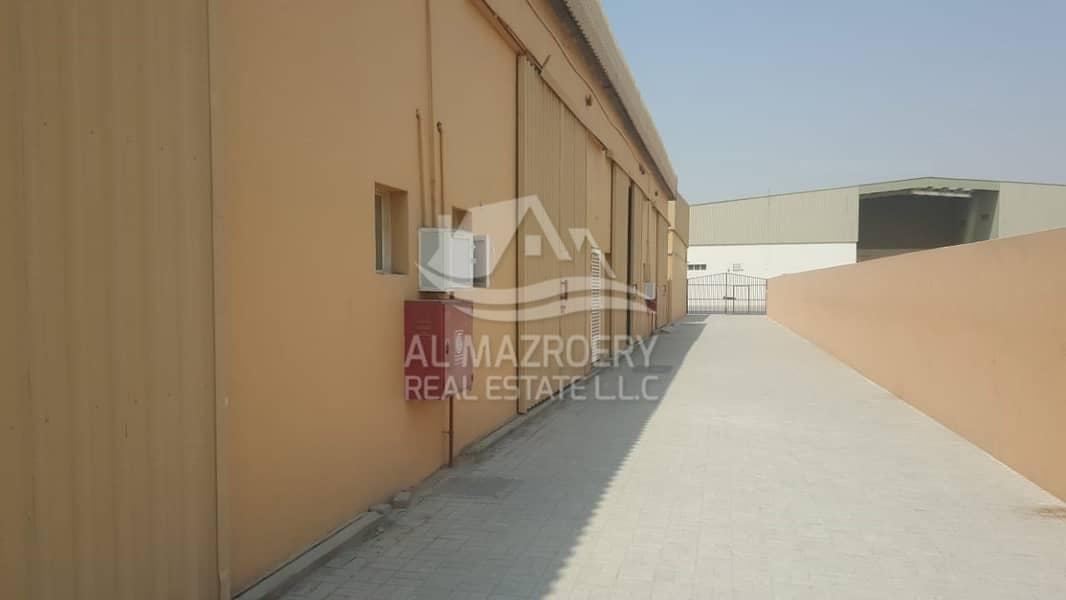 Warehouse Size 1400 sqft. in 26,000 Rent Al Jurf Industrial Ajman