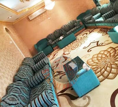 5 Bedroom Villa for Sale in Al Hamidiyah, Ajman - Upscale Villa For Sale - Equipped With Electricity And Water and AC