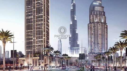 1 Bedroom Apartment for Sale in Downtown Dubai, Dubai - Burj Crown Downtown  by Emaar Properties