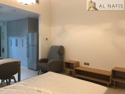 Studio for Rent in Al Furjan, Dubai - Furnished chiller studio Azizi Roy 30K