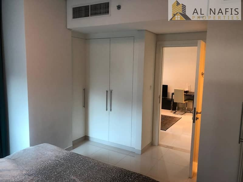 2 Spacious Fully Furnished | 1BHK | Cour Jardin