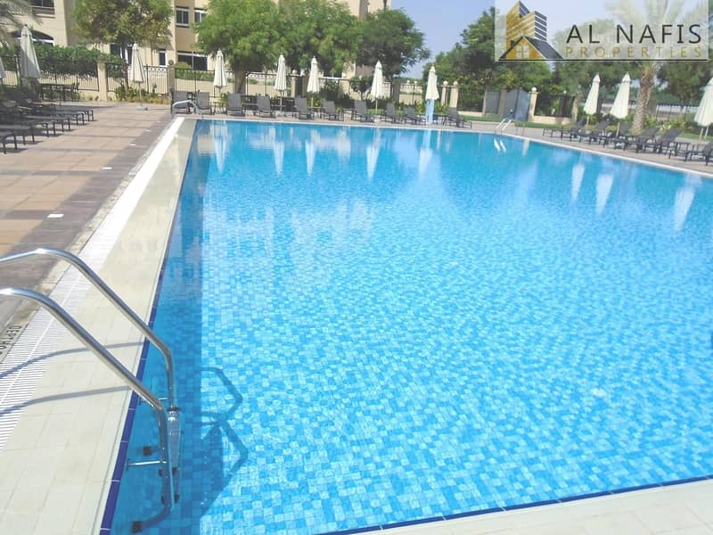 10 2 BR Pool view|1Month Free|No Commission