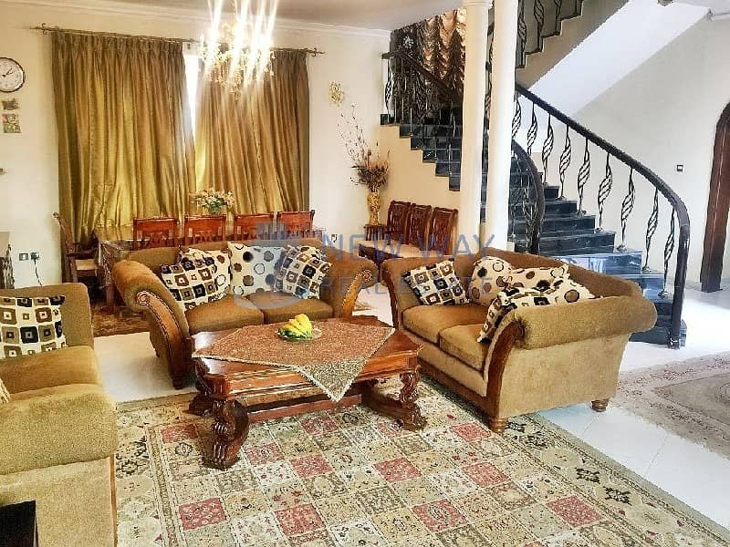 1 4 Bedrooms Villa For Sale in Mirdif