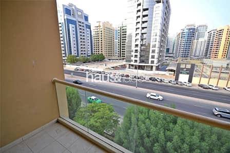 1 Bedroom Flat for Rent in The Greens, Dubai - Unfurnished | Chiller Free | 1 Bed