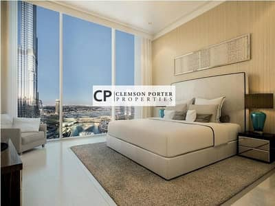 4 Bedroom Apartment for Sale in Downtown Dubai, Dubai - 5Yrs Post-Handover payment plan|25% Move In|Call Now