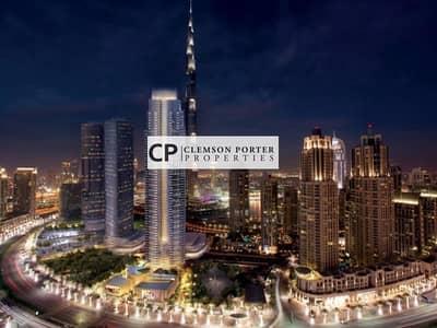 شقة 2 غرفة نوم للبيع في وسط مدينة دبي، دبي - 25% Move In |75 %Post Handover | 50% DLD Waiver