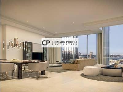 فلیٹ 2 غرفة نوم للبيع في وسط مدينة دبي، دبي - 2BR Prime location|10% DP | 25% Move In