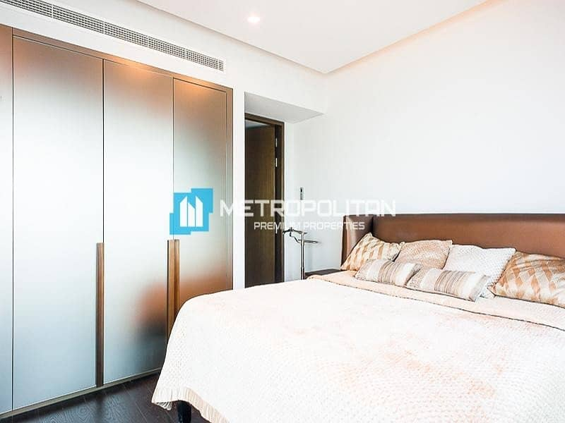 20 High Floor 2 Beds w/ full sea view fully furnished
