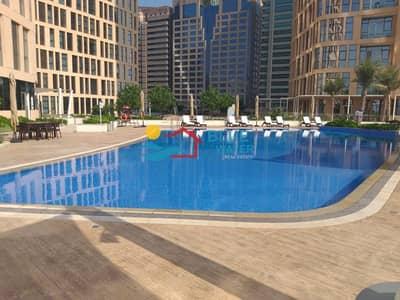 فلیٹ 1 غرفة نوم للايجار في الخالدية، أبوظبي - Deal of the day ! No Commission | 1 BHK | Parking | Pool | Gym | Sauna