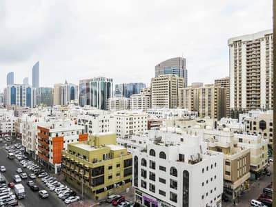 3 Bedroom Flat for Rent in Al Salam Street, Abu Dhabi - No commission!!! Amazing 3 bedrooms apartment in prime location