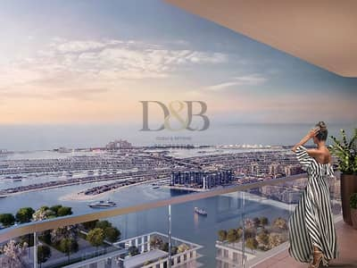 1 Bedroom Flat for Sale in Dubai Harbour, Dubai - Full Sea View Apartment With High ROI | Call Now